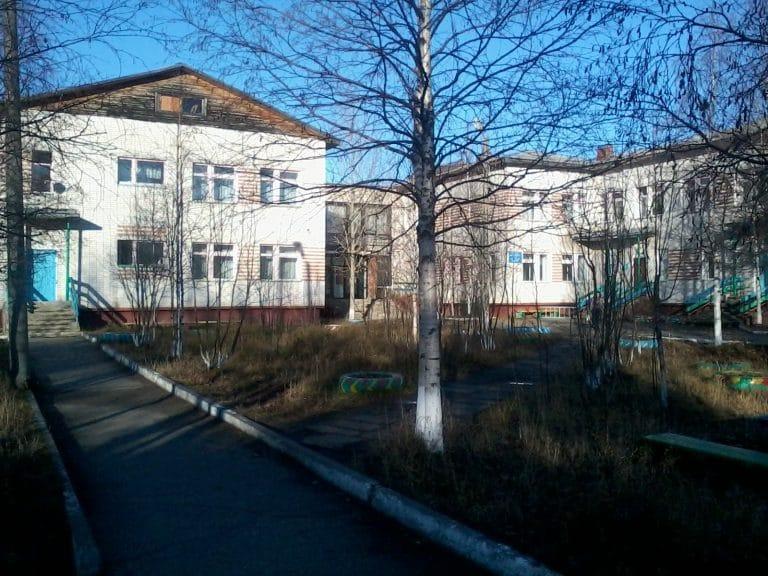 """Детский сад №22 г. Печора """"Кораблик"""""""