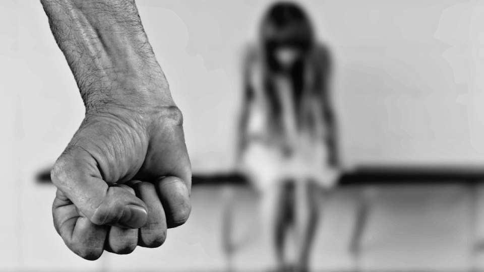 Домашнее насилие. Избиение