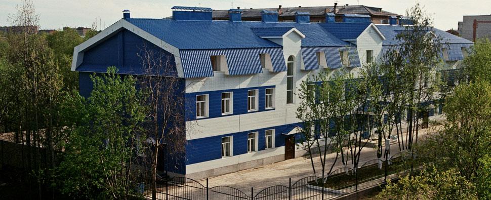 Гостиница Альфа, г. Печора, Республика Коми