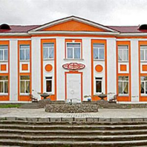 Гостиница Центральная, город Печора, Республика Коми