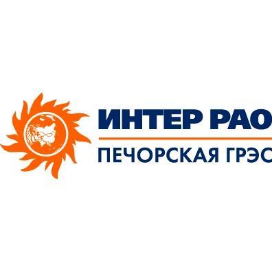 Интер РАО - Печорская ГРЭС. Логотип