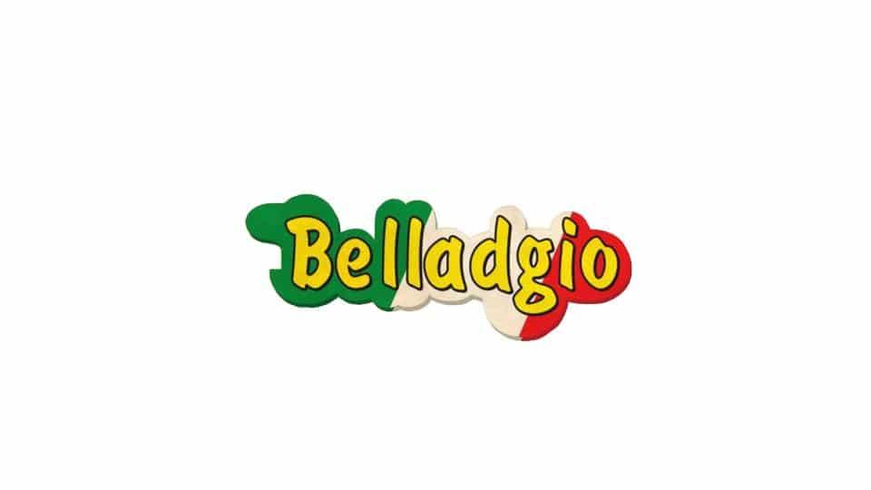 Пиццерия Белладжио Печора - логотип