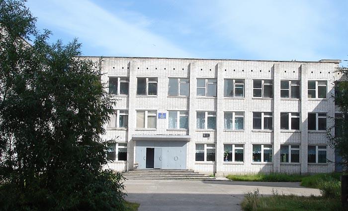 Школа №10, г. Печора. Фото: ckola10.ucoz.ru