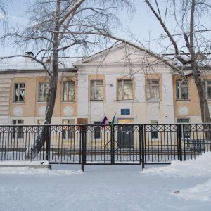 Школа №2 Печора. Фото: ВПечоре.ру