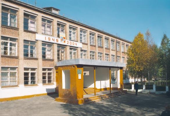 Школа №5, г. Печора. Фото: gymnasium-1.ru