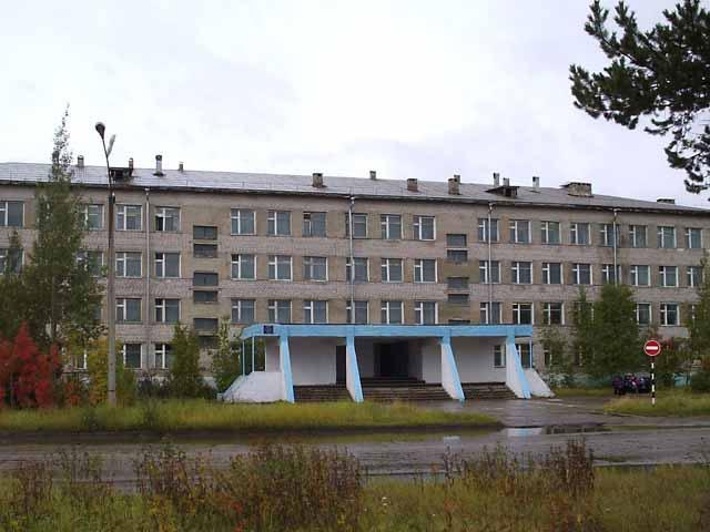 Школа №9, г. Печора. Фото: gymnasium-1.ru
