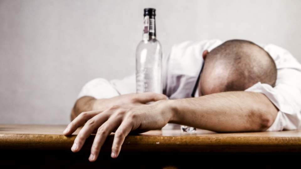 Алкоголь. Бутылка