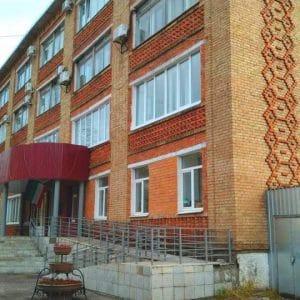 Здание администрации города Печора