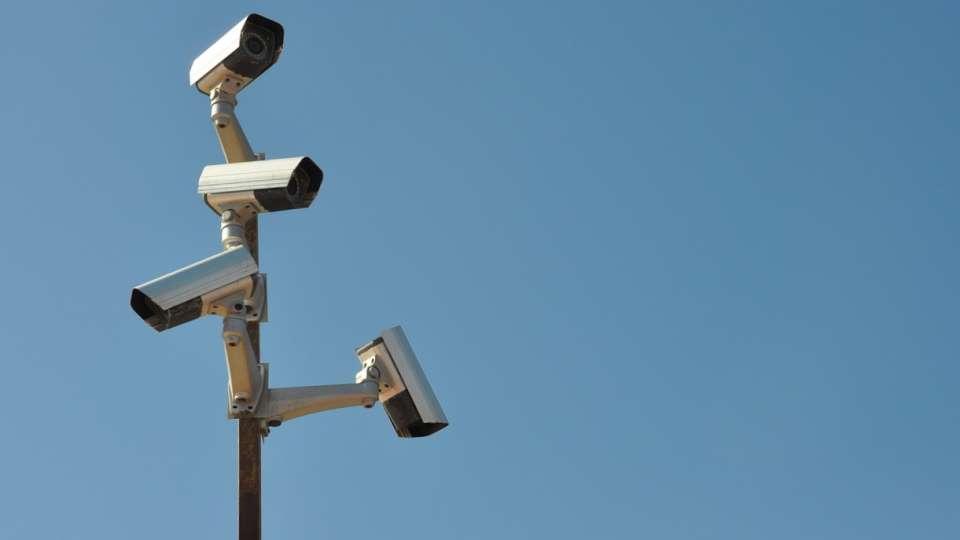 Видеонаблюдение. Камеры